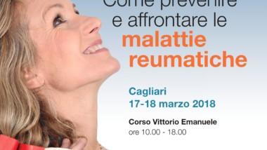 Presentazione della campagna ReumaDays Cagliari 17-18 marzo 2018