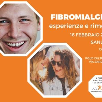 Il 16 Febbraio a Sanluri incontro sulla Fibromialgìa